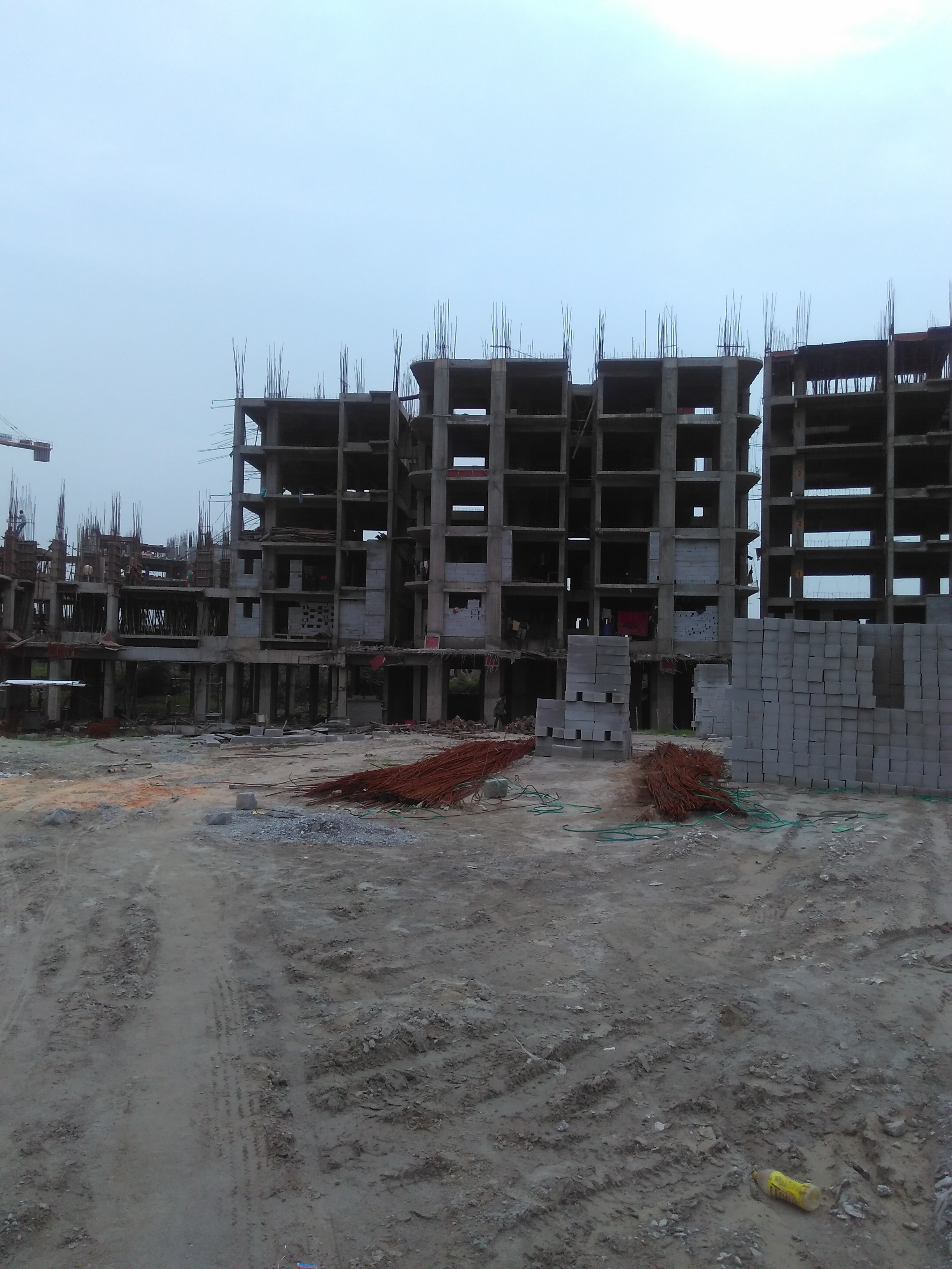Construction update as on 1 8 18 | IPESAS News